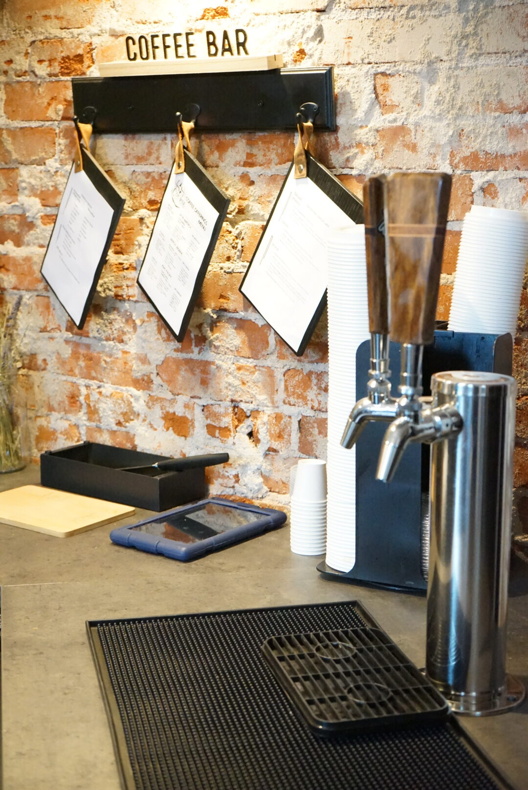 course coffee roasters taps
