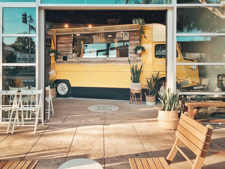 Farm Cup cafe