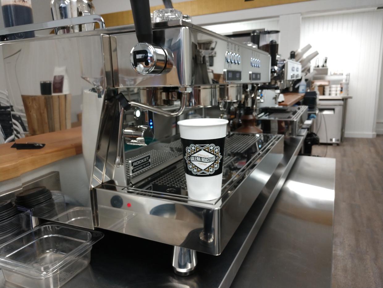 Galena Roasters espresso