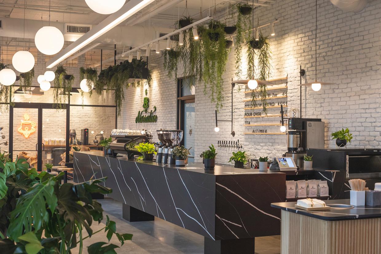 Narrative Coffee Roasters Naples cafe