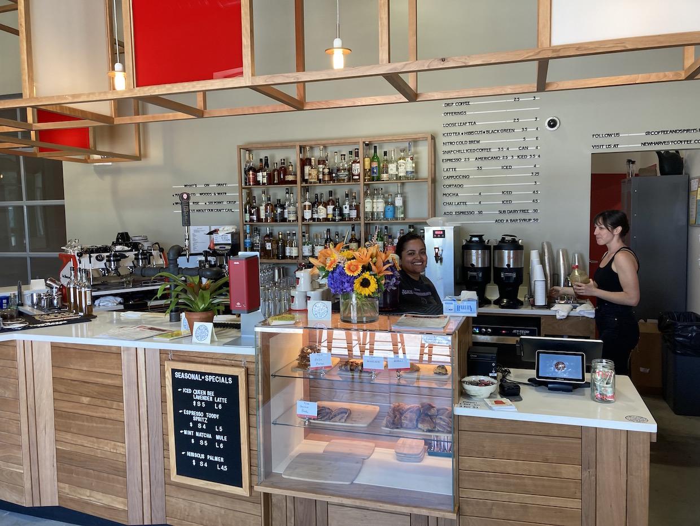 New Harvest cafe