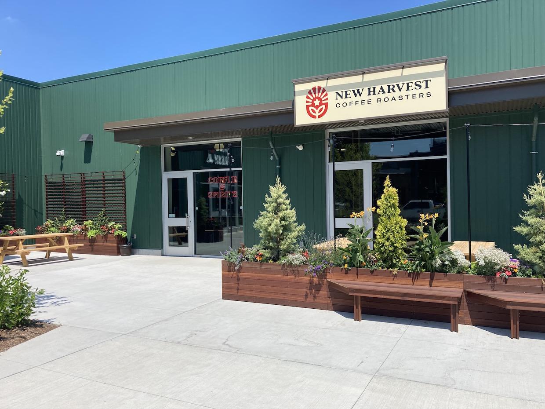 New Harvest Coffee Roasters