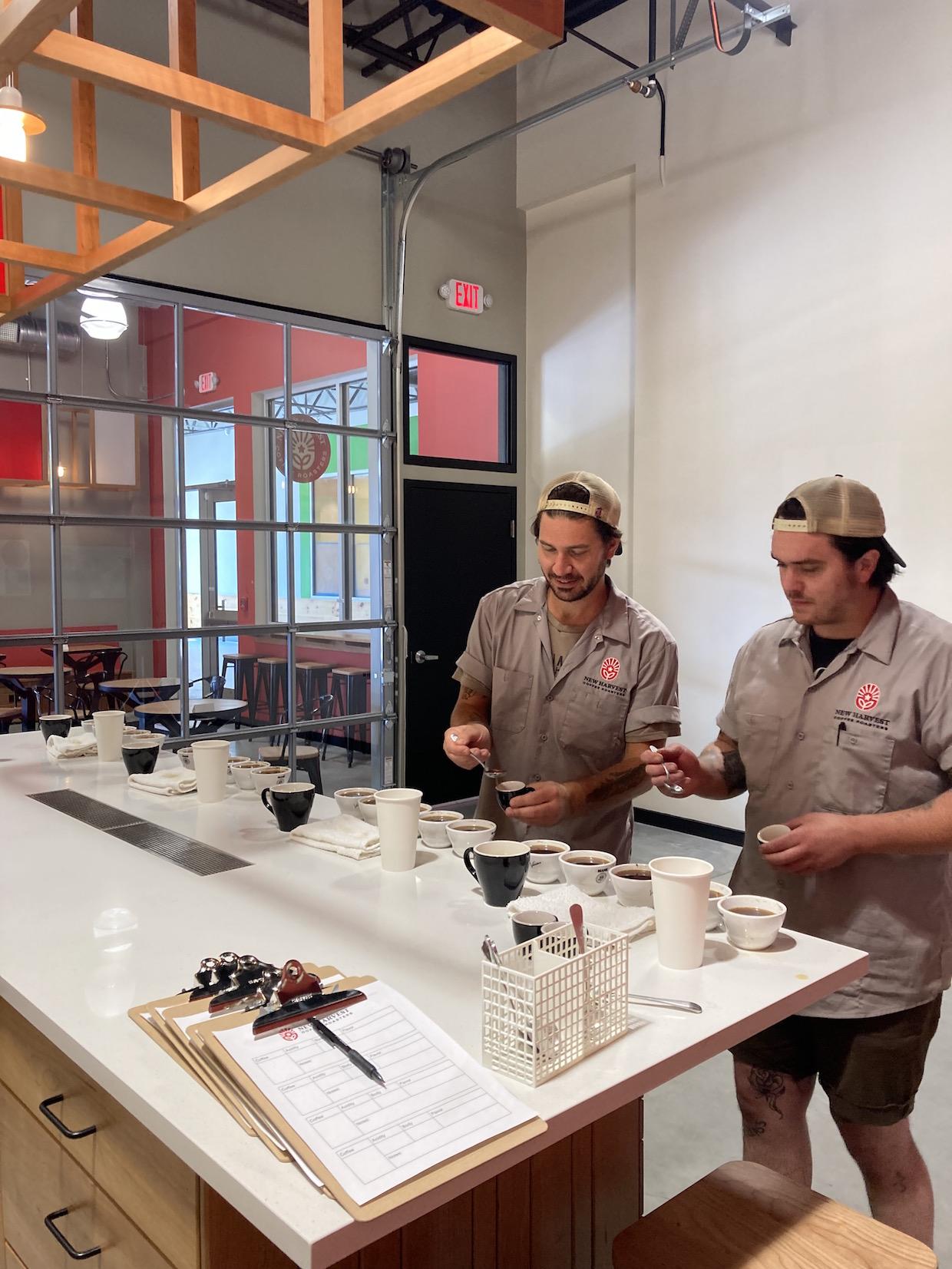 coffee evaluation