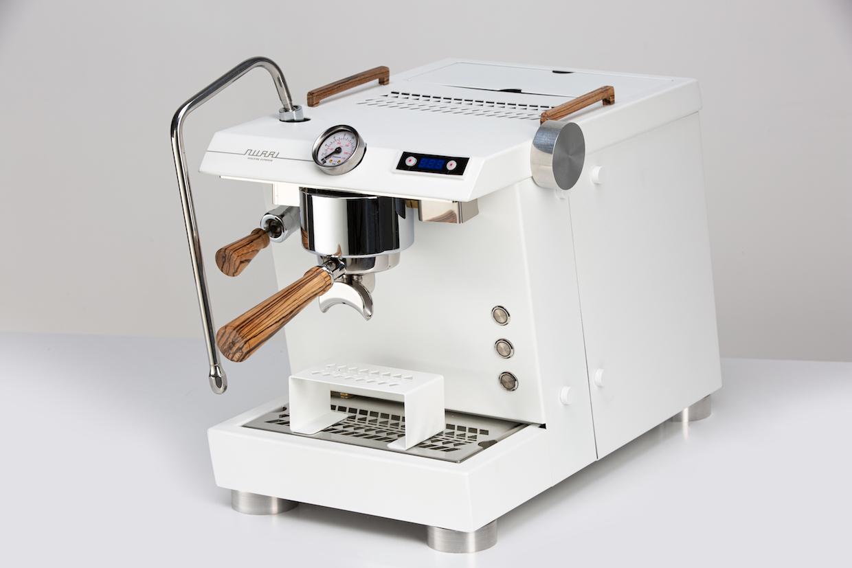 Nurri GTO espresso white