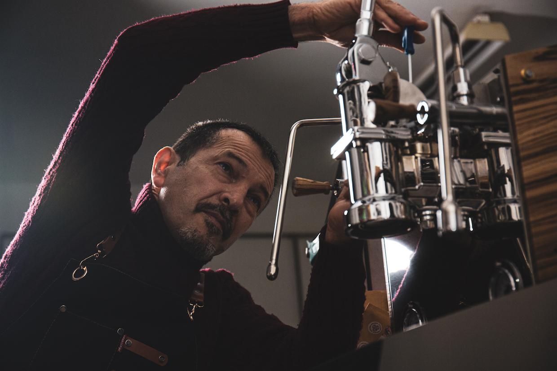 Nurri espresso Antonio Nurri