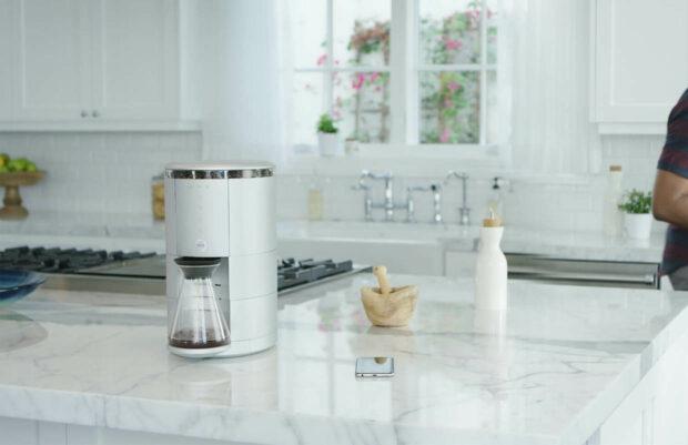 Spinn Coffee Brewer 1