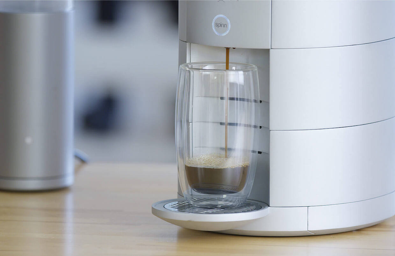Spinn Coffee Brewer 3