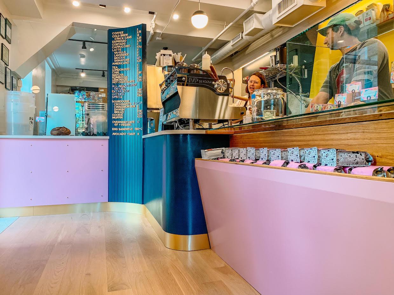 Vibrant Coffee Roasters Philadelphia