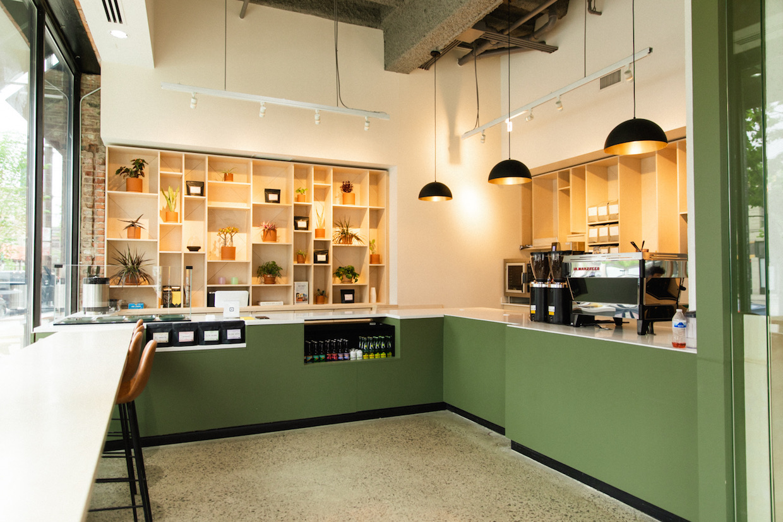 Cafe Alto coffee