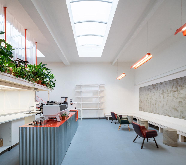 Centro de posos de café Praga 6
