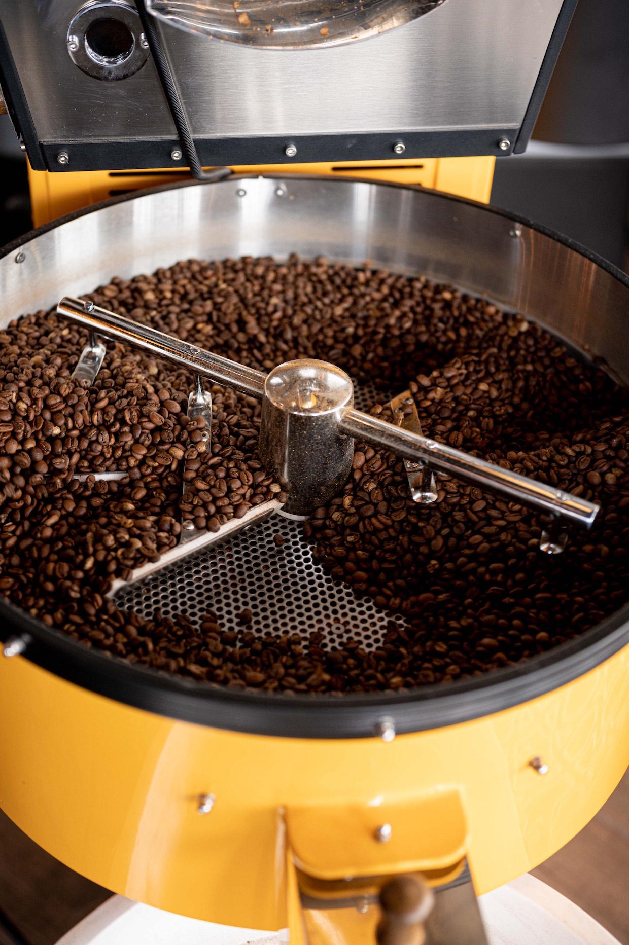 Haraz Coffee Dearborn coffee roaster