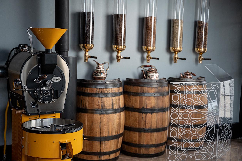 Haraz Coffee Dearborn coffee