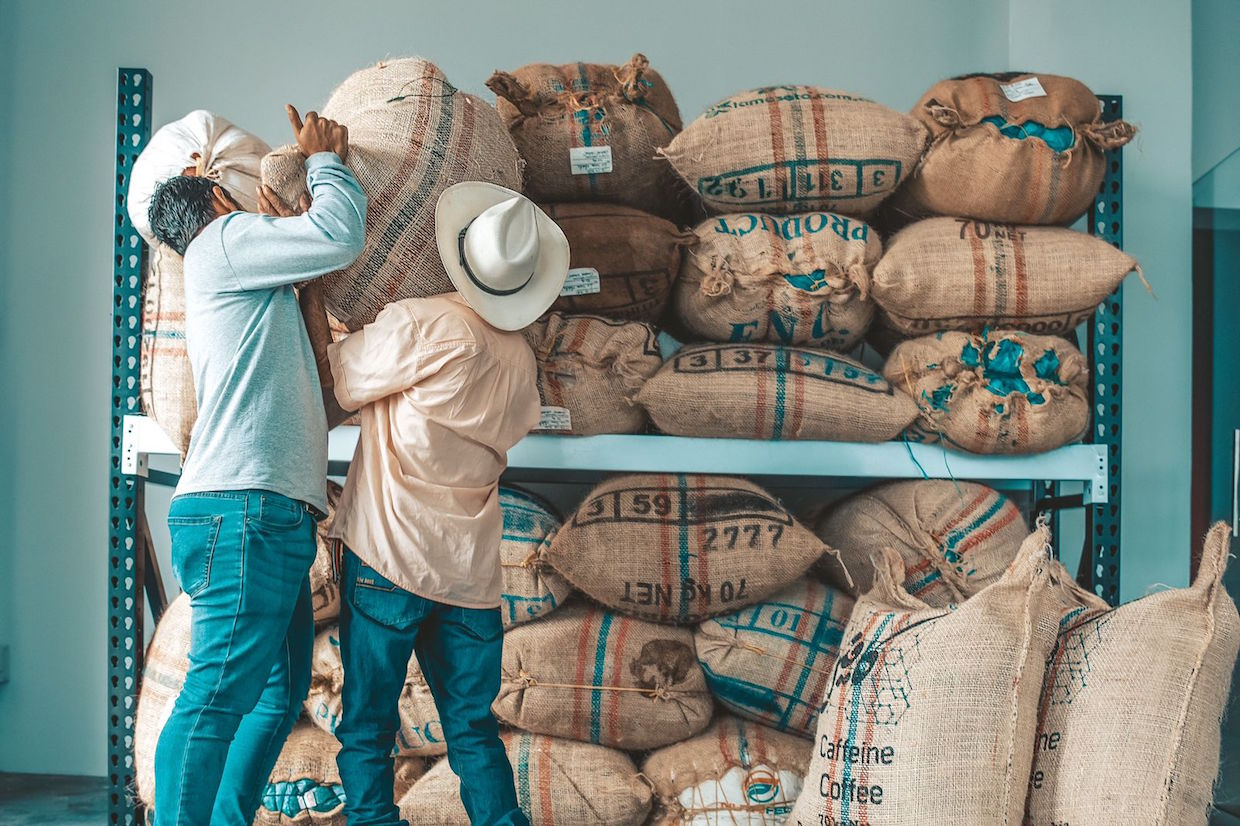 Impact Coffee Colombia 3