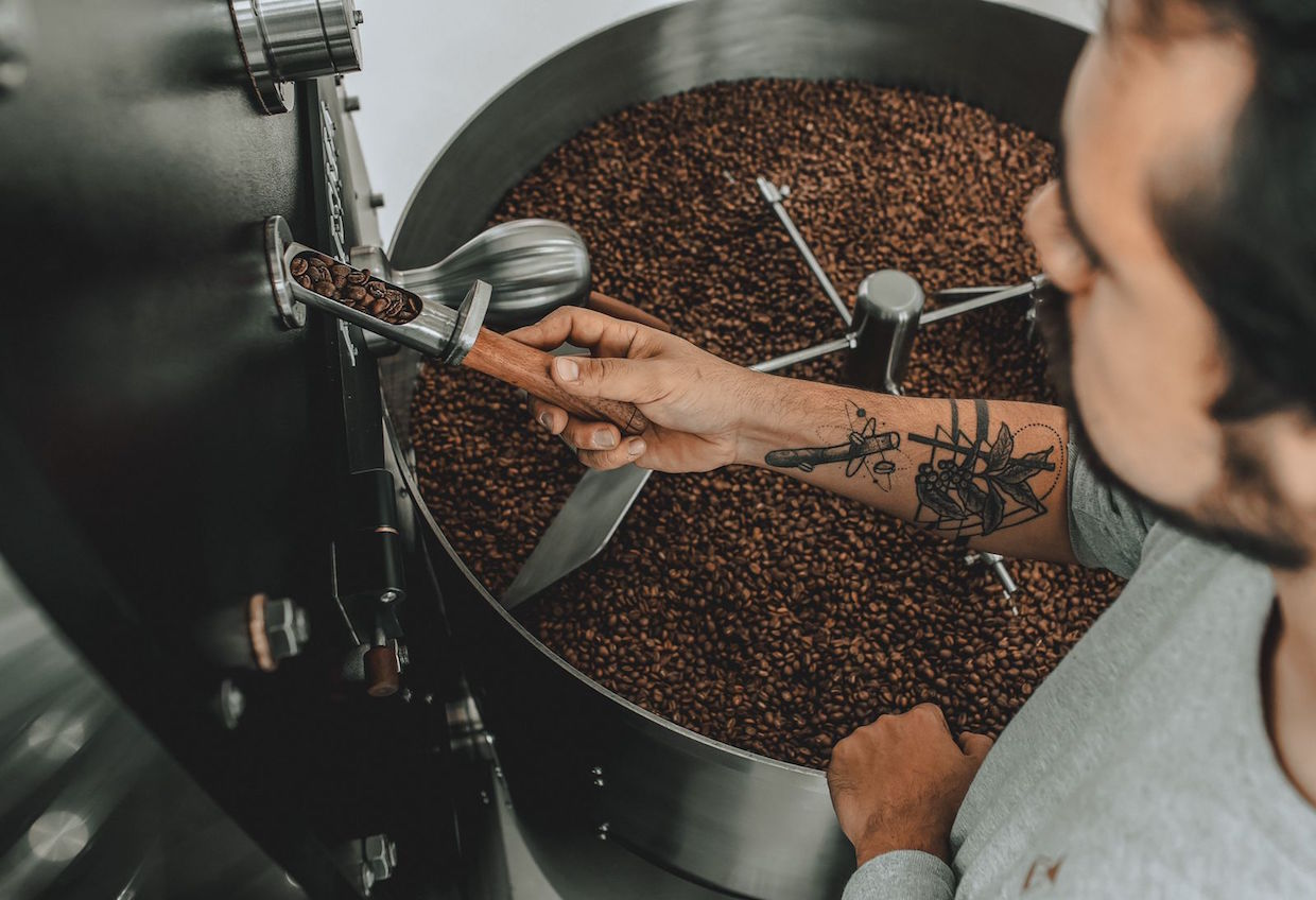 Impact Coffee Colombia 5
