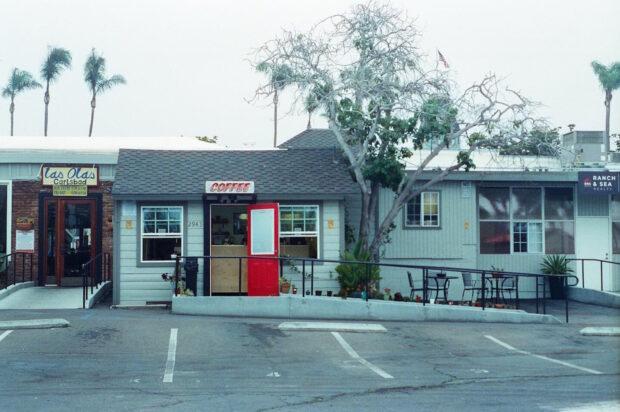 Carlsbad coffee shop