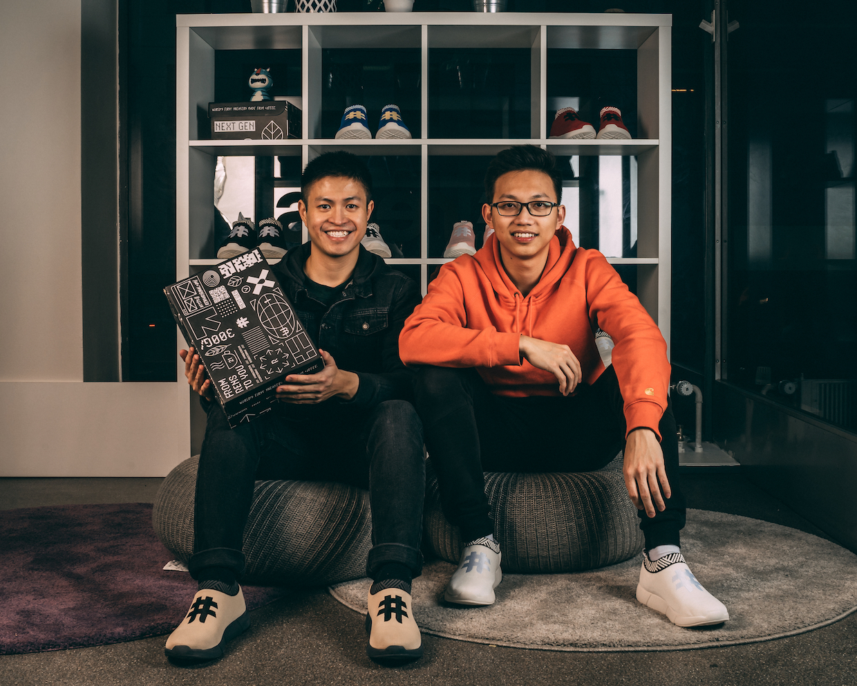 Jesse Tran and Son Chu – Rens Co-Founders