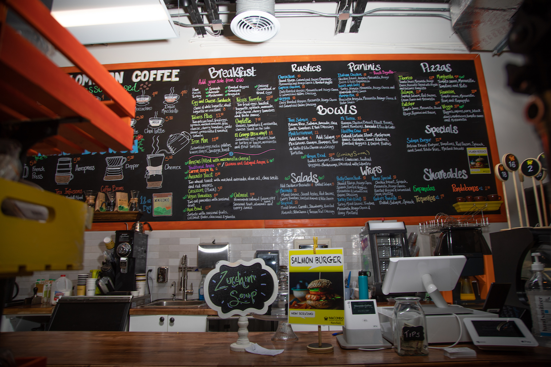 Macondo Coffee Kendall Miami 2