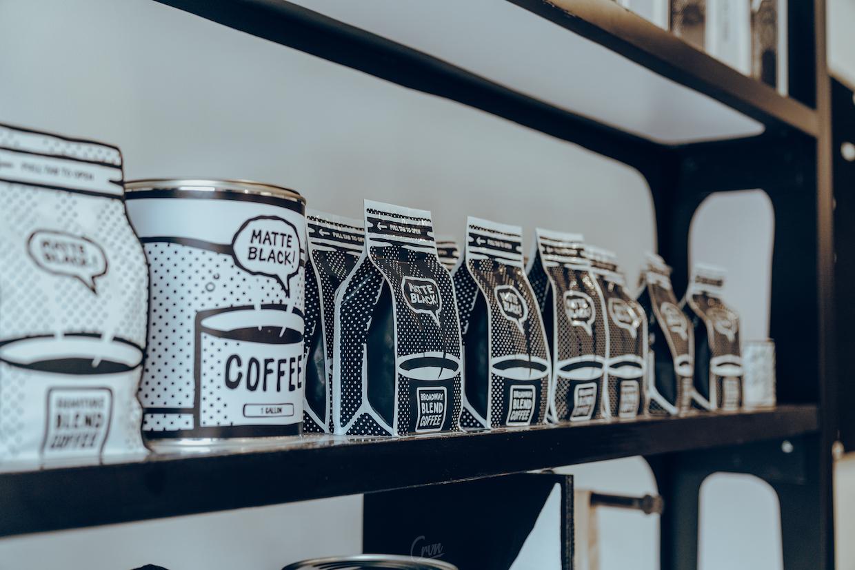 Matte Black Coffee LA 5