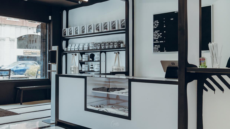 Matte Black Coffee LA 7
