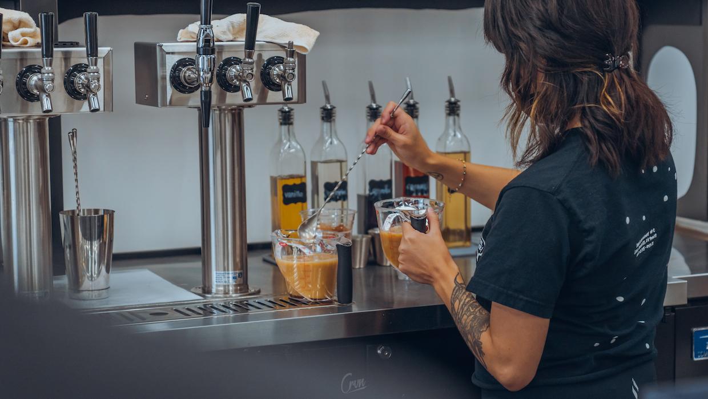Matte Black Coffee LA 8