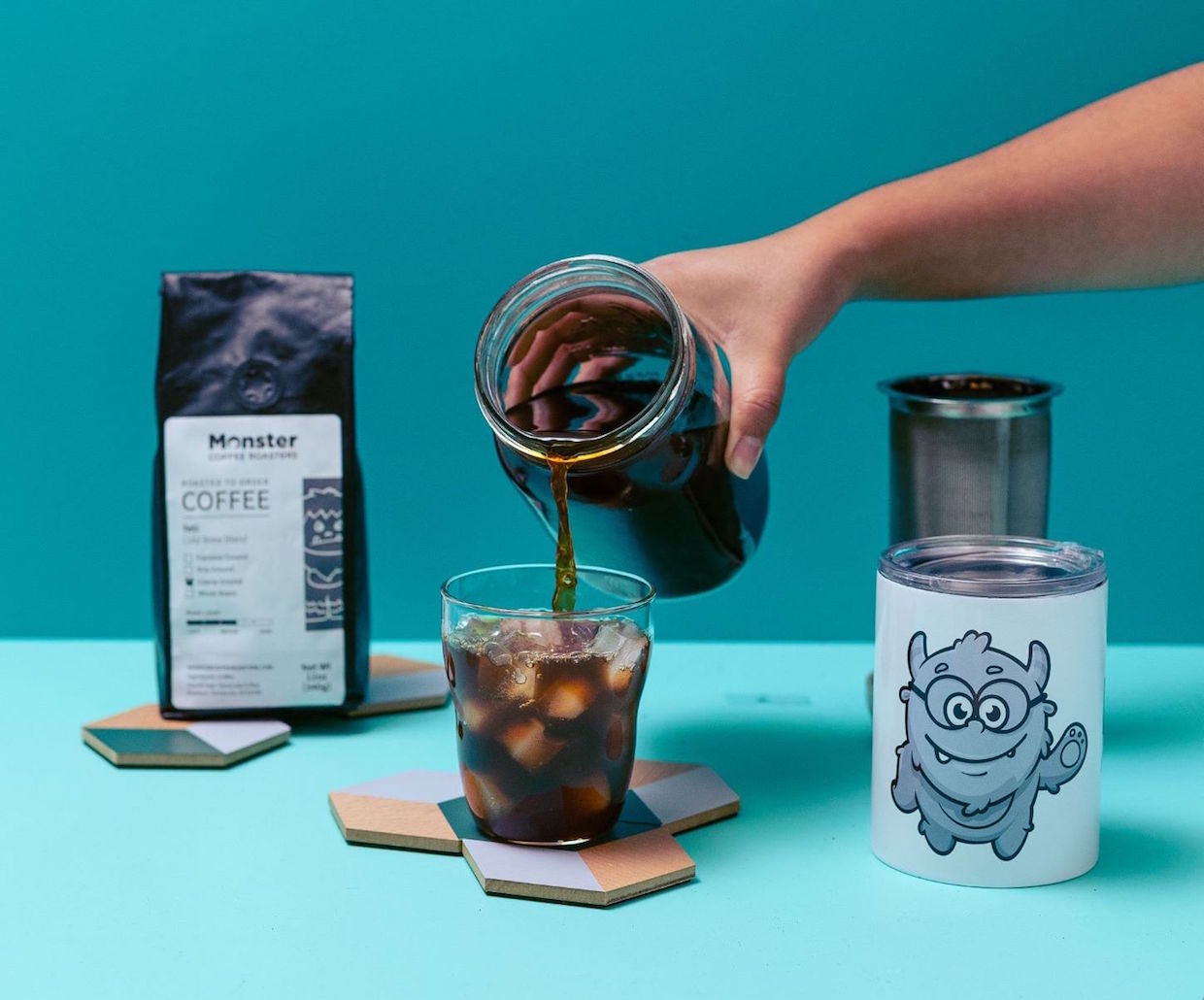 Monster Coffee Roasters cold brew