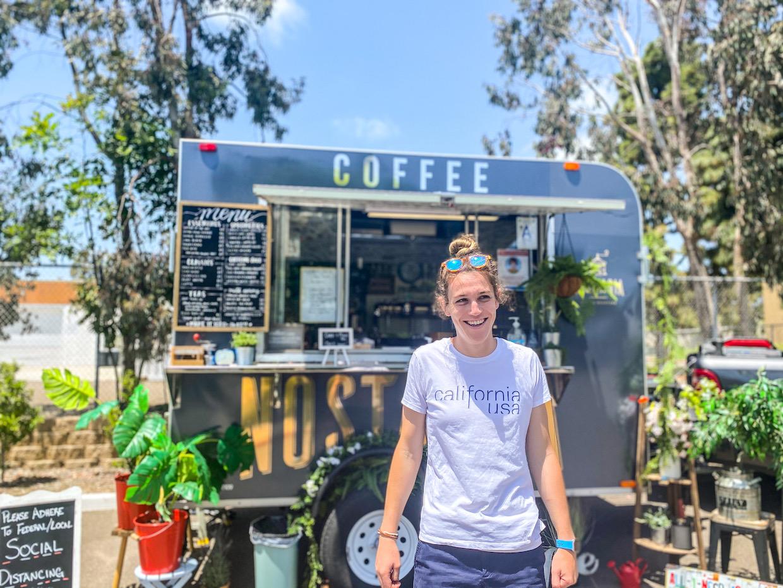 Nostalgia Coffee San Diego Taylor
