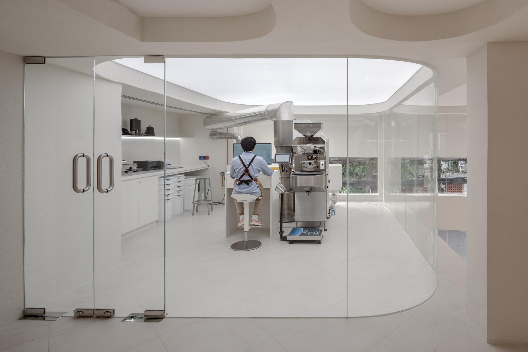 PAGA Microroastery Bangkok 5