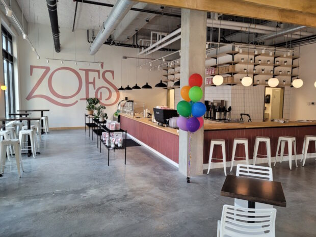 Zoes bakery cafe minneapolis
