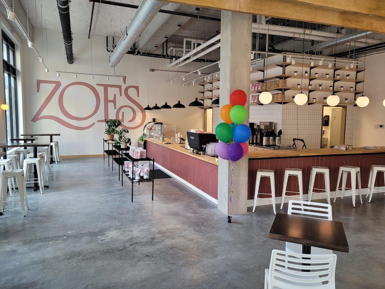 Zoe's Bakery Cafe Minneapolis