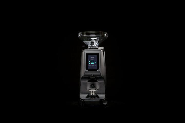 espresso grinder black