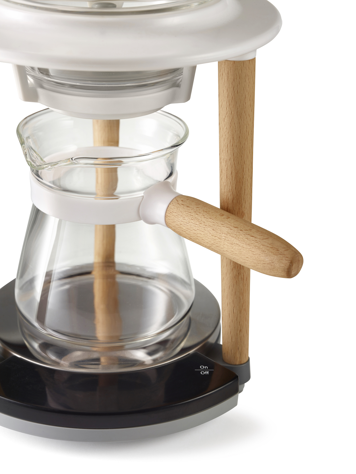 IoT pourover brewer