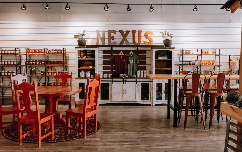 Nexus Coffee Little Rock 1