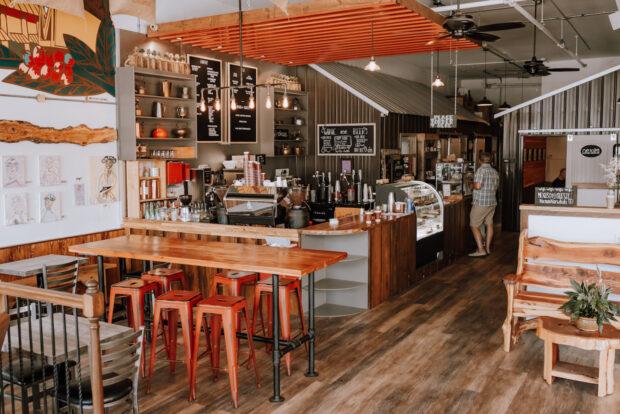 Nexus Coffee Little Rock 2