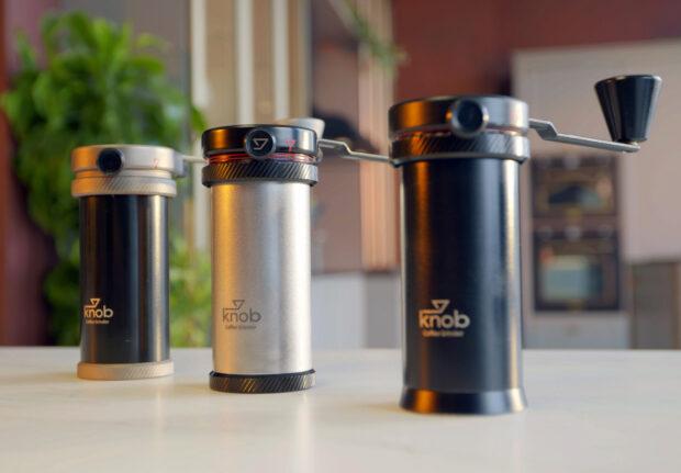 knob coffee grinder