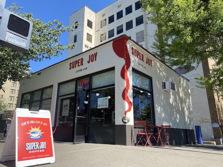 Super Joy Coffee Portland 2