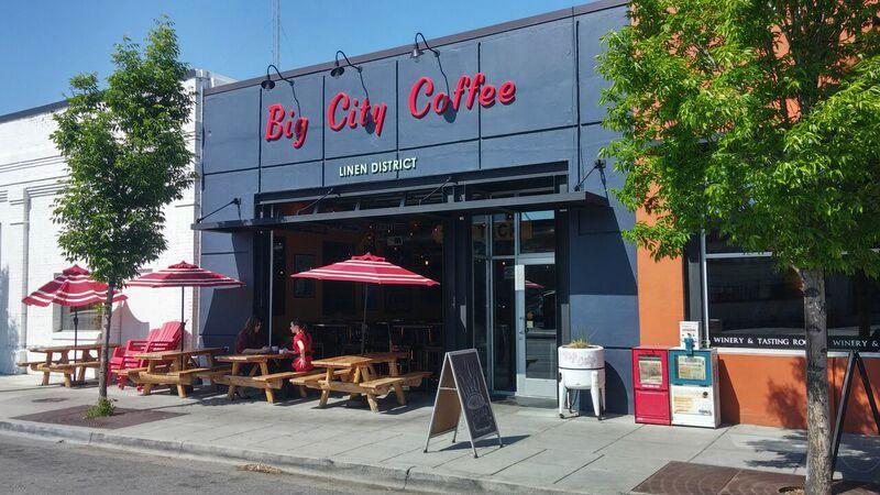 Big City Coffee Boise