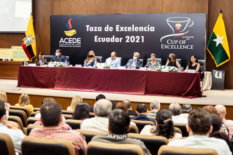 Taza de la Excelencia de Ecuador