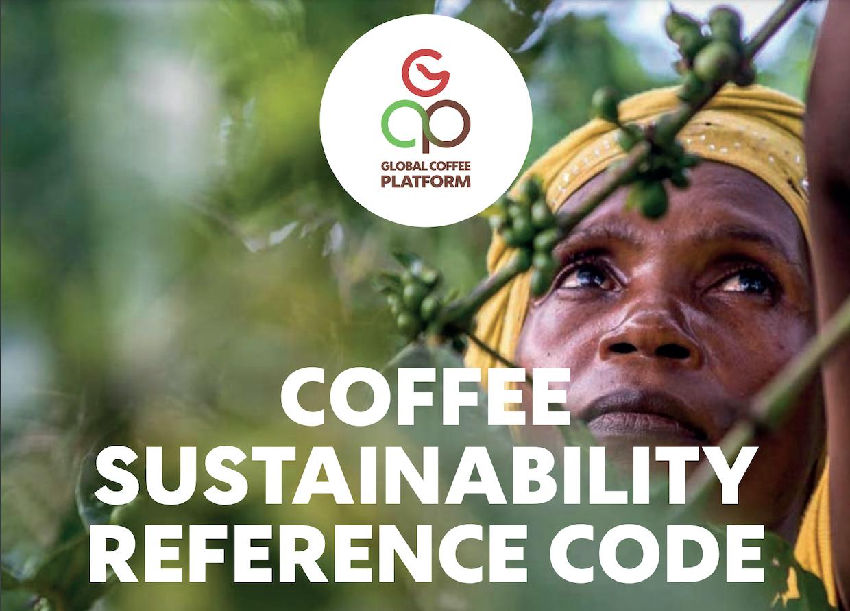 Código de referencia de GCP sobre la sostenibilidad del café