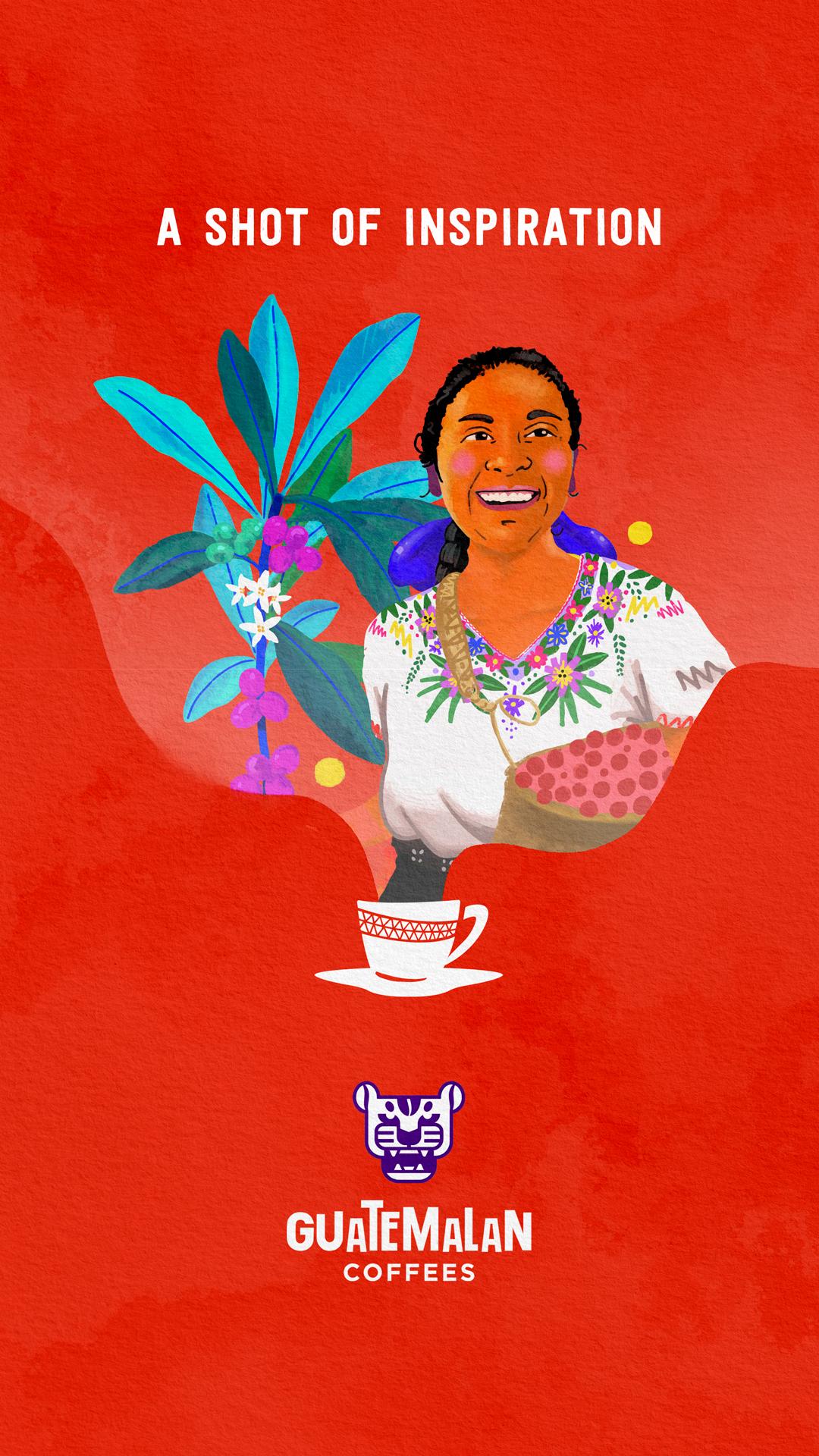 Cafés Guatémaltèques Pieza 1