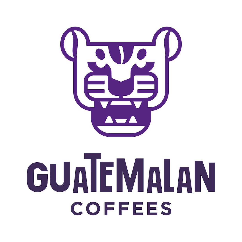 Logo Café Guatemalteco_Morado