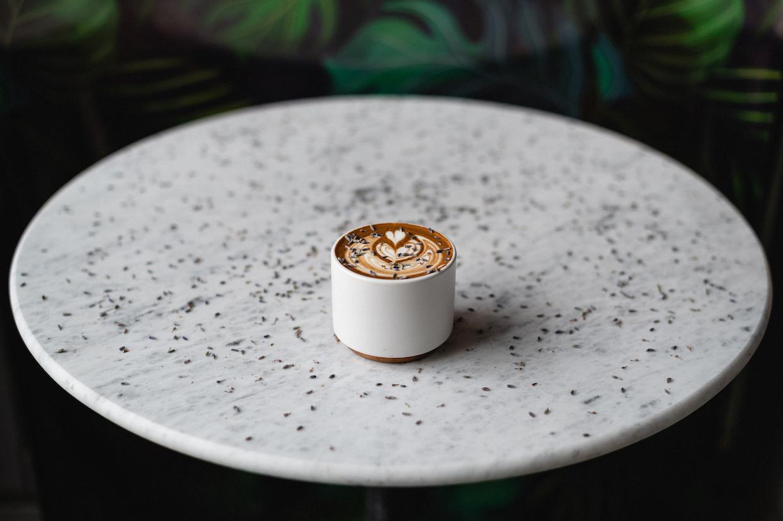 Café Rako Arlington Latte