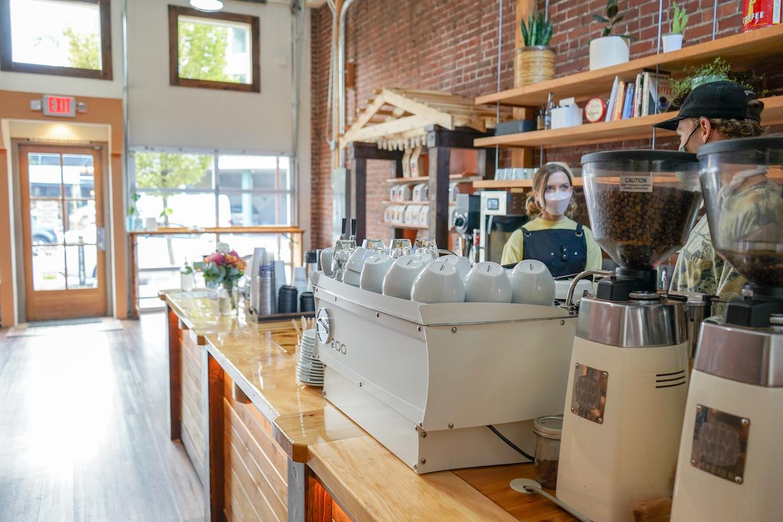 Bar Proyecto Terra Coffee